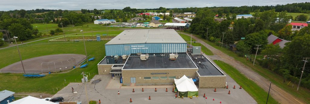 Picton Prince Edward Arena Community Centre