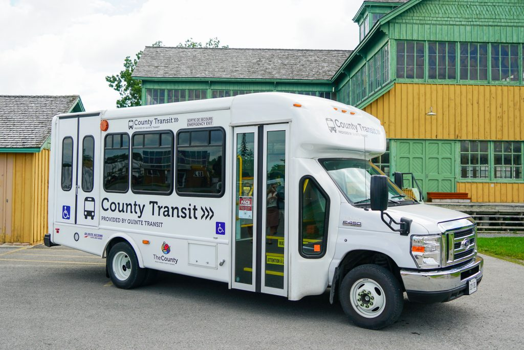 County Transit Bus