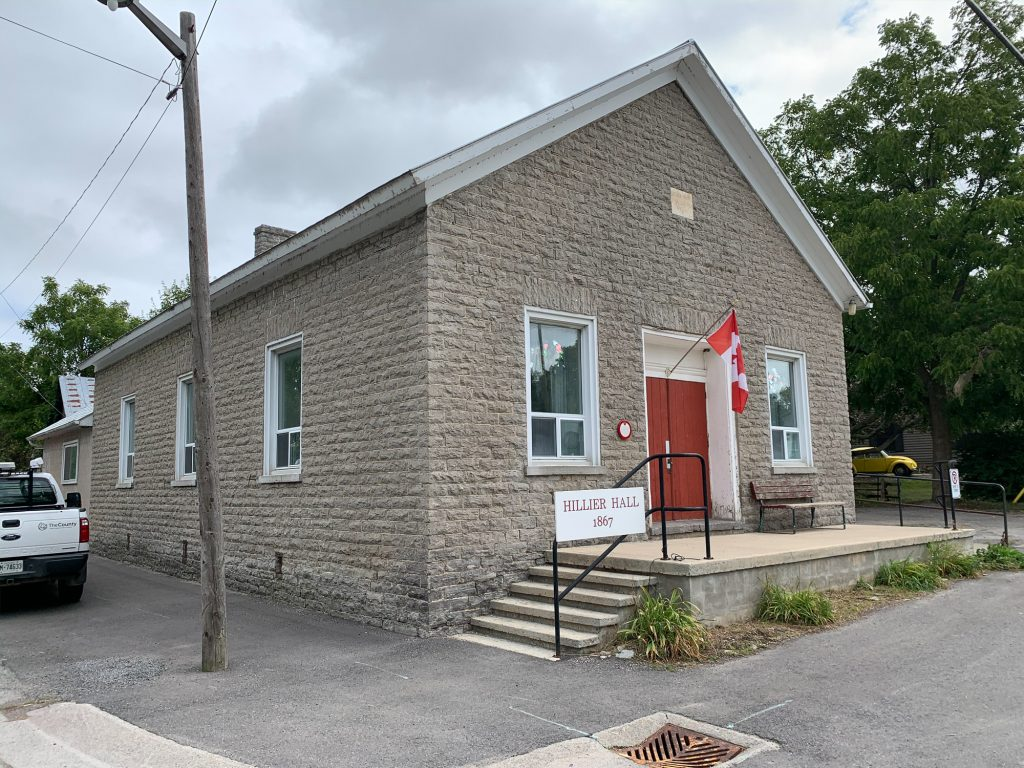 Hillier Town Hall