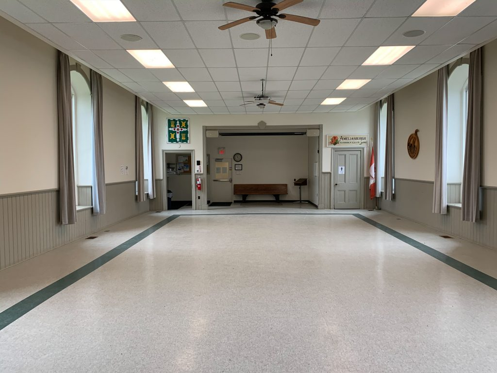 Ameliasburgh Town Hall