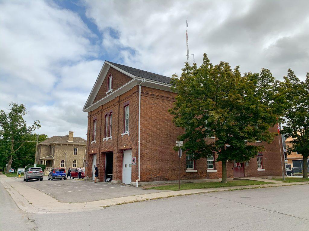Picton Town Hall Exterior